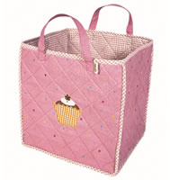 Gingerbread Toy Bag from Win Green
