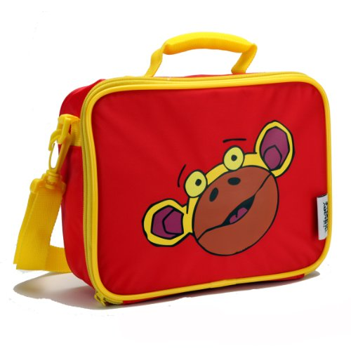Hungry Jungle Lunch Bag - Monkey - Click Image to Close