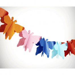 fab fiesta big butterfly bunting - Click Image to Close