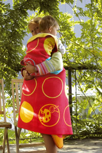 Juwel Blanket from David Fussenegger - Dotty Animals - Click Image to Close