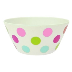 Set of 4 Dotty Picnic Small Bowls from Navigate - Click Image to Close