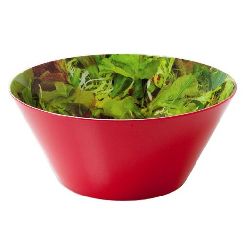 Mixed Salad Printed Large Melamine Bowl large melamine bowl mixed ...