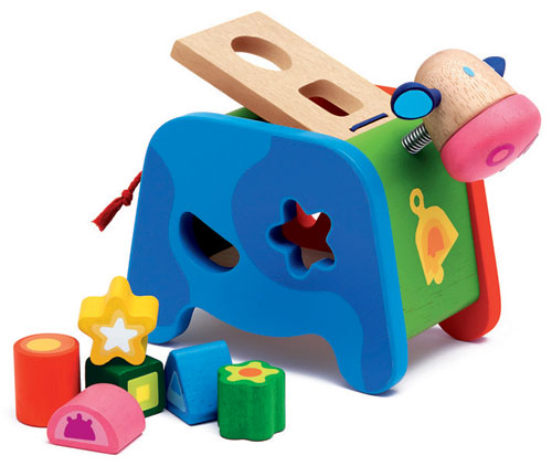 Shape Sorter Maggy from Djeco