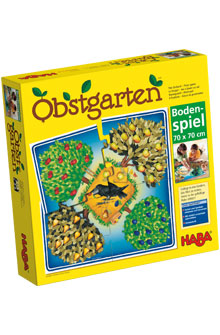 Orchard Floor Game from Haba - Click Image to Close