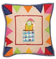 Toy Shop Cushion Cover from Win Green