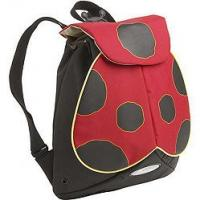 Samsonite Sammies Winky Child's Gym Bag - Ladybird