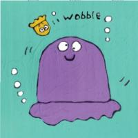 Glow Card - Jelly Wobble